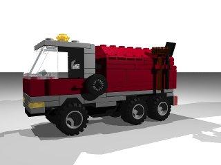 LEGO#6668 with LGEO