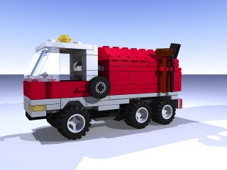 LEGO#6688 with LGEO